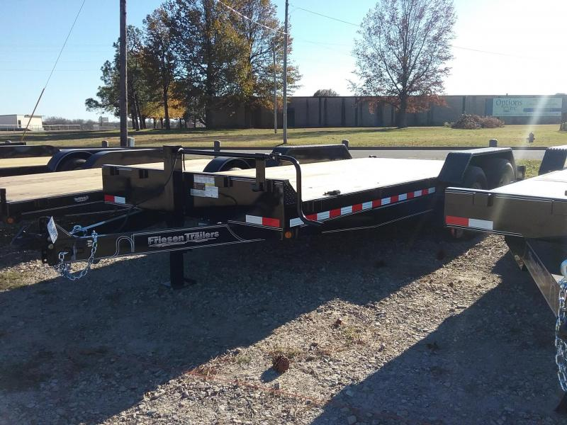 2018 Friesen Trailers EQX148318 Equipment Trailer