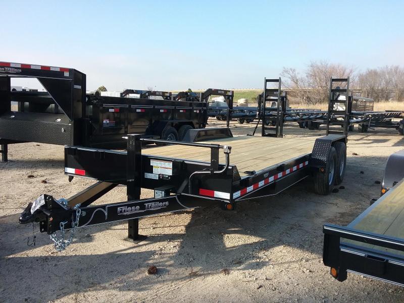 2019 Friesen Trailers EQX148320 Equipment Trailer