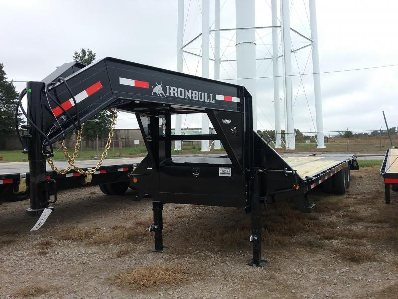 2019 Iron Bull FLG0230102 Equipment Trailer in Midland, AR