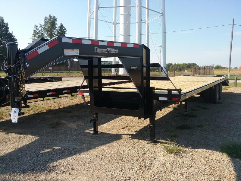 2018 Friesen Trailers GND2410232 Flatbed Trailer