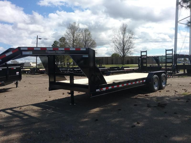 2019 Friesen Trailers EQX148322 Equipment Trailer in Midland, AR