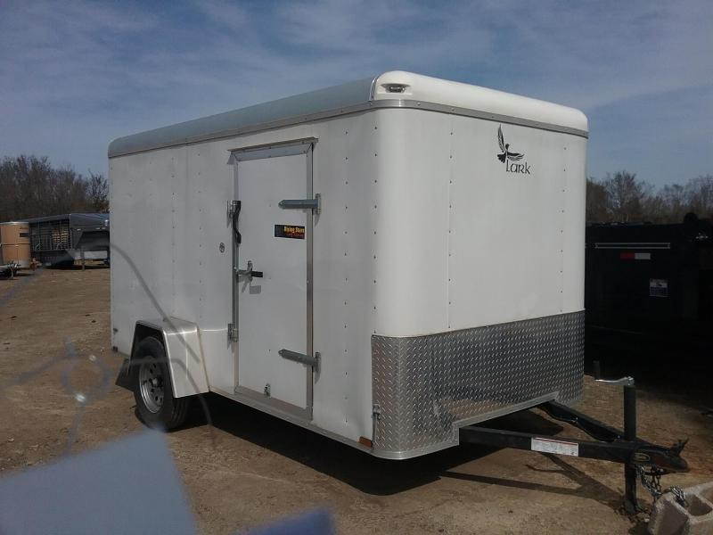 2016 Lark CT6X12SA Enclosed Cargo Trailer