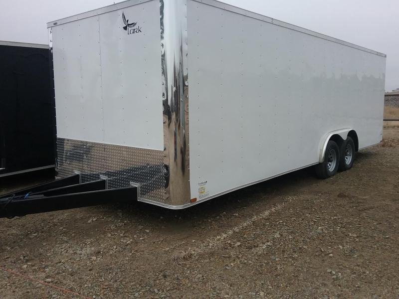 2019 Lark CT85X24TA Enclosed Cargo Trailer