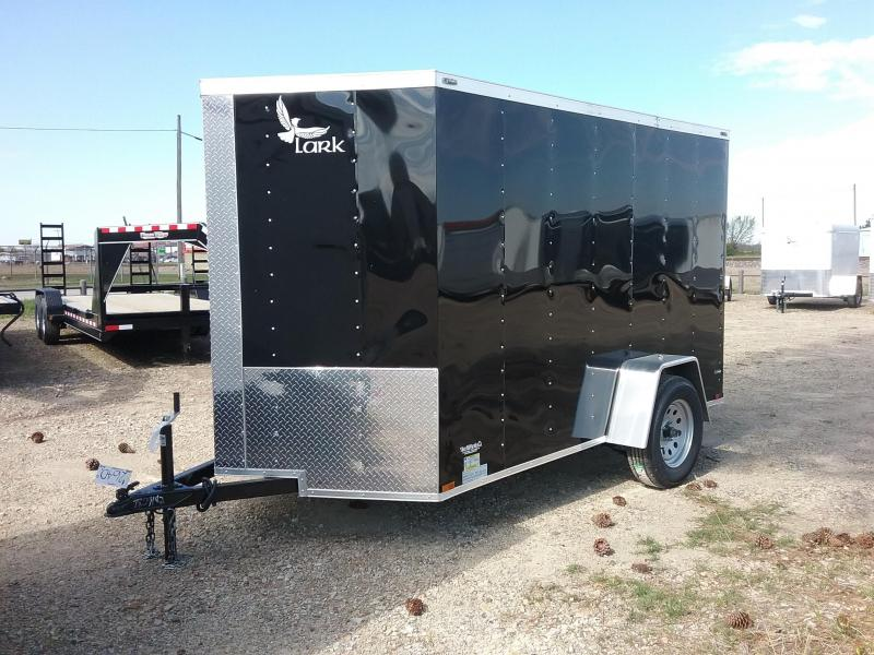 2018 Lark CT6X10SA Enclosed Cargo Trailer