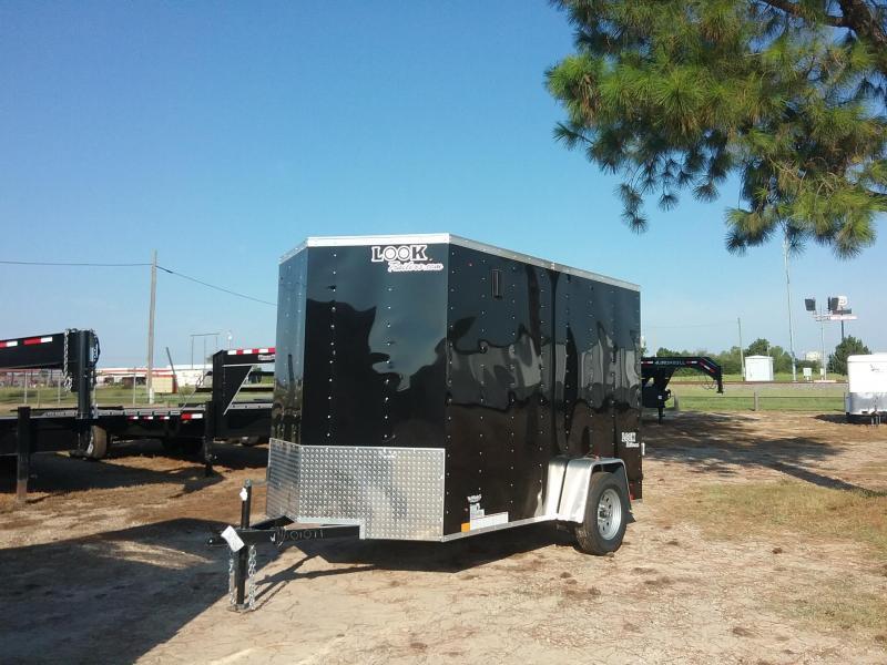2020 Look LSCBA6.0X10S12FE Enclosed Cargo Trailer