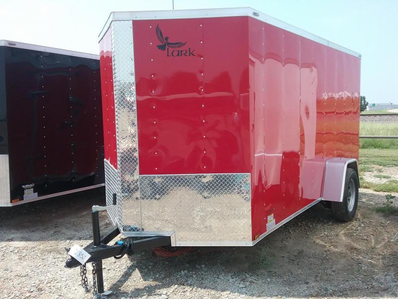 2019 Lark CT6X12SA Enclosed Cargo Trailer