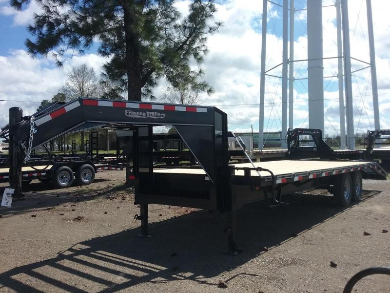 2019 Friesen Trailers GN1410225  Flatbed Trailer in Ashburn, VA