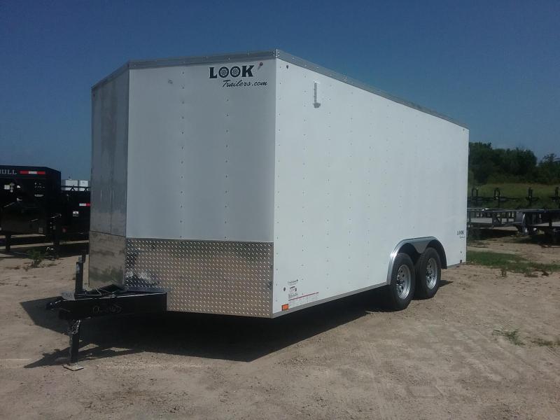 2020 Look Trailers LSABA8.5X16TE2FE Enclosed Cargo Trailer