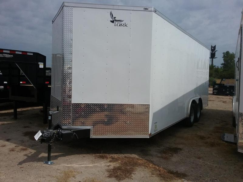 2019 Lark CT85X20TA Enclosed Cargo Trailer