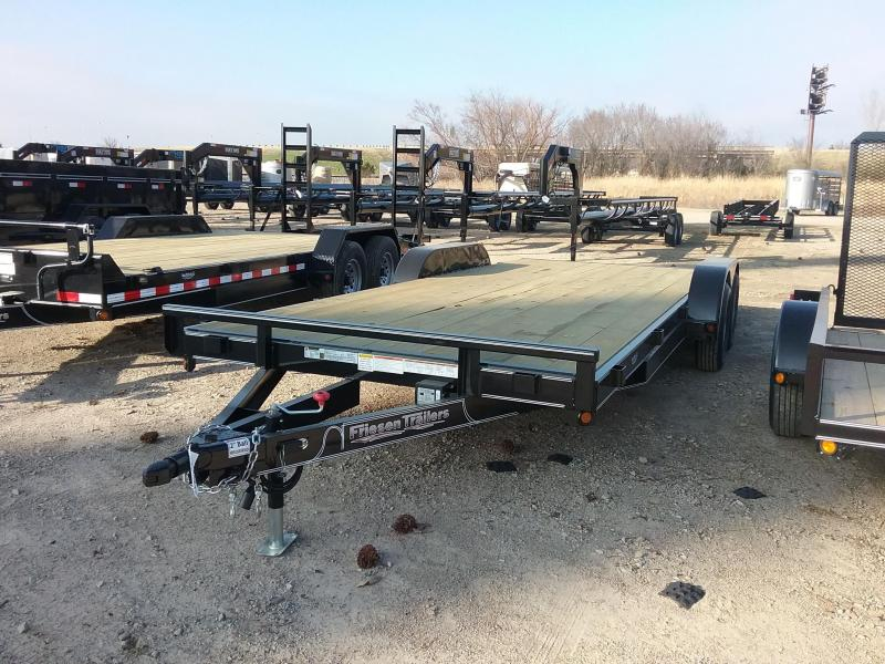 2019 Friesen Trailers CHX78320 Carhauler Trailer in Ashburn, VA