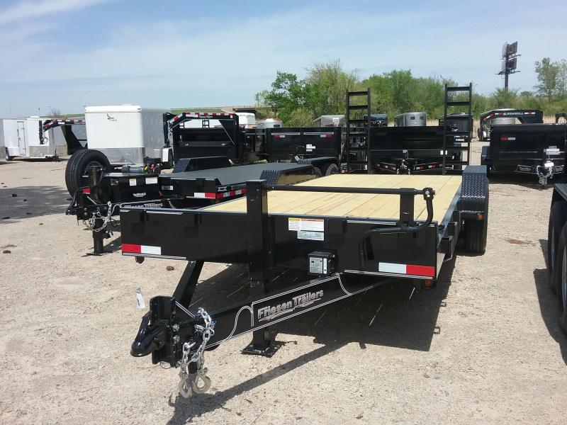 2019 Friesen Trailers EQX148320 Equipment Trailer in Midland, AR