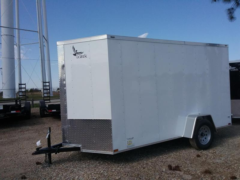 2018 Lark CT6X12SA Enclosed Cargo Trailer