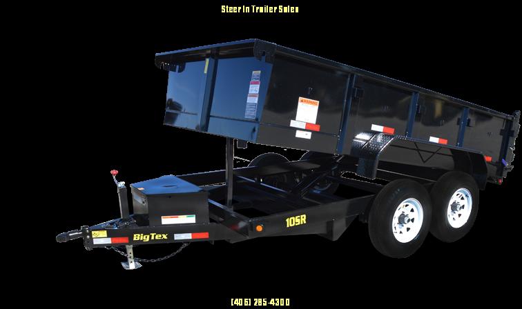 2019 Big Tex 10SR-12 Dump Trailer