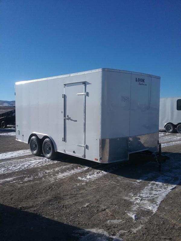 2019 Look Trailers ST85X16TE3 Enclosed Cargo Trailer