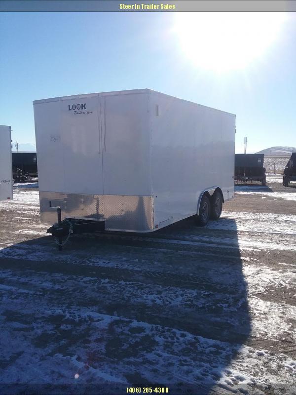 2019 Look Trailers ST85X16TE3 Enclosed Cargo Trailer