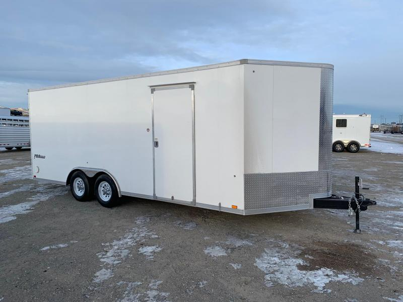 2019 Cargo Express 8.5X20 Enclosed Trailer