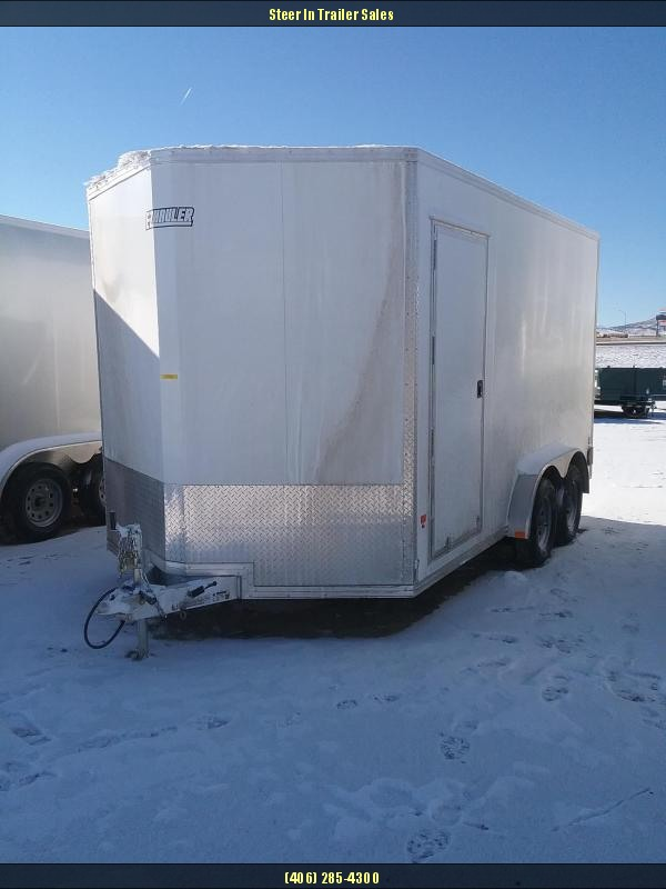 2019 EZ Hauler 7.5X14' Enclosed Cargo Trailer