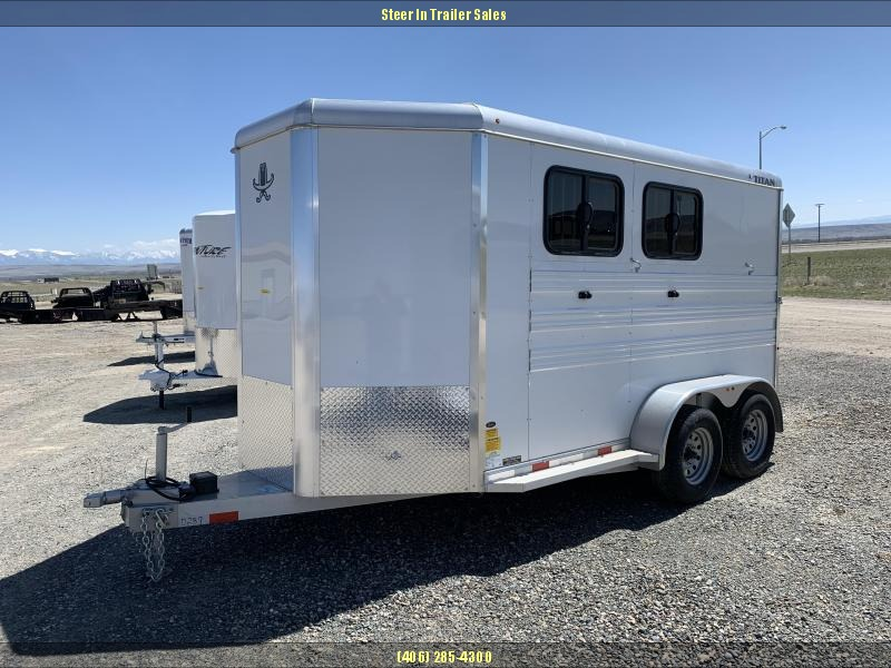 2018 Lightning II  2H BP Horse Trailer in Ashburn, VA