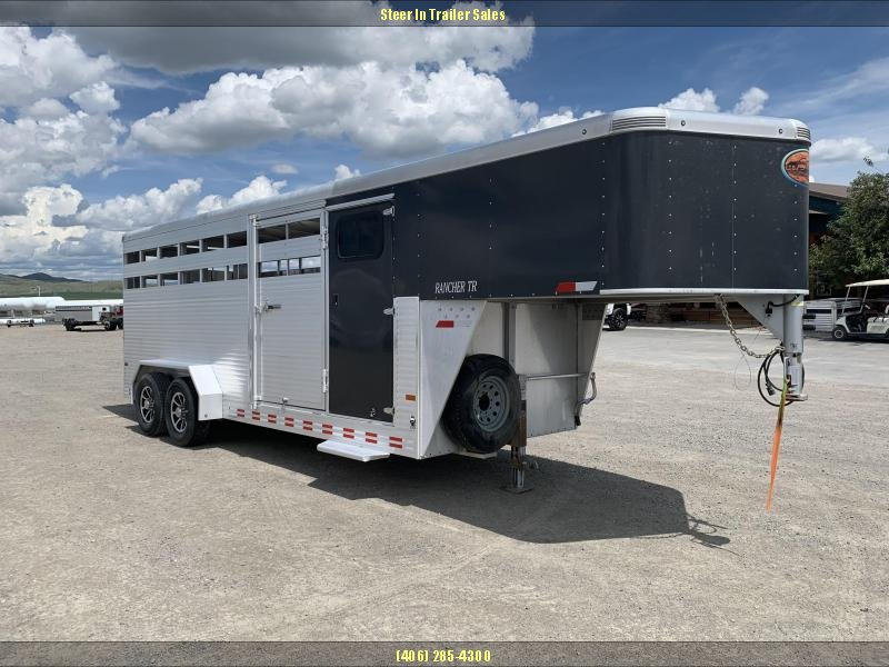 2015 Sundowner 20' Rancher TR Stock/Combo