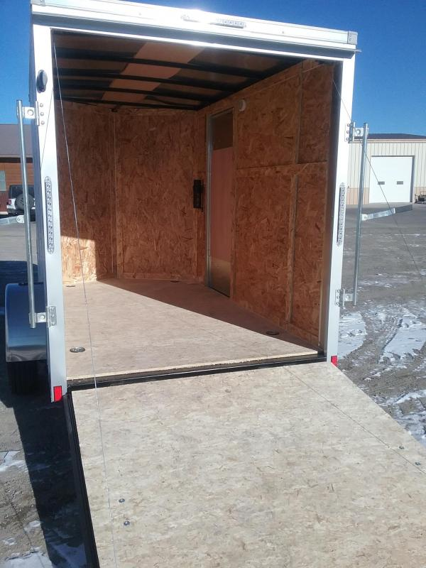 2019 Pace American OB6x10SI2 Enclosed Cargo Trailer