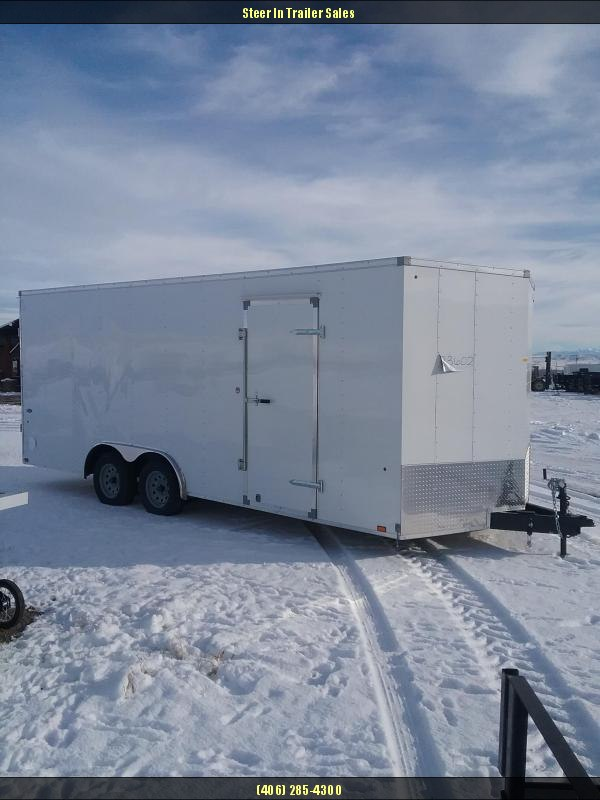 2019 Look 8.5 X 20 Enclosed Cargo Trailer