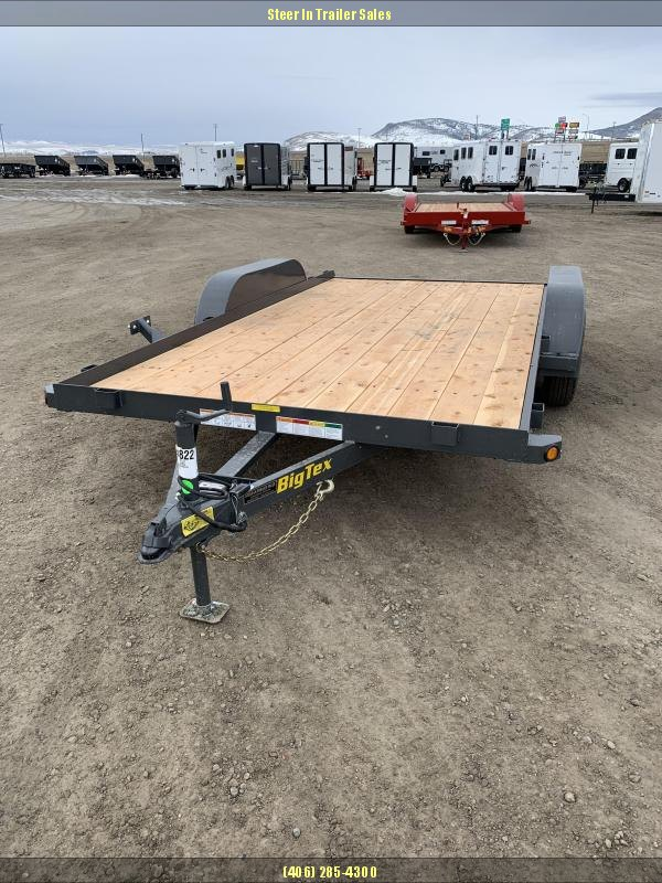 2020 Big Tex 60CH 14' Car / Racing Trailer in Ashburn, VA