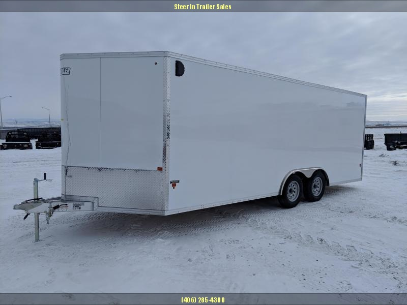 2019 EZ Hauler 8X20 Enclosed Cargo Trailer