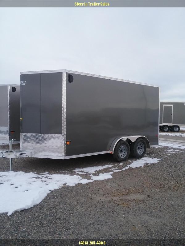 2019 EZ Hauler 7.5X14 Enclosed Cargo Trailer