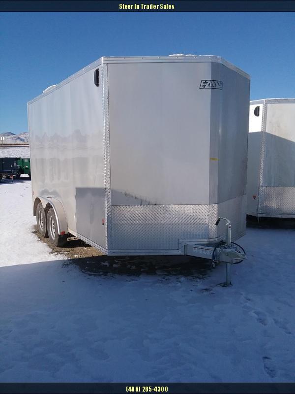 2019 EZ Hauler  7.5 X 14' Enclosed Cargo Trailer