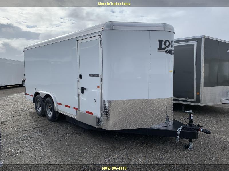 2019 Logan 16' Enclosed Cargo Trailer