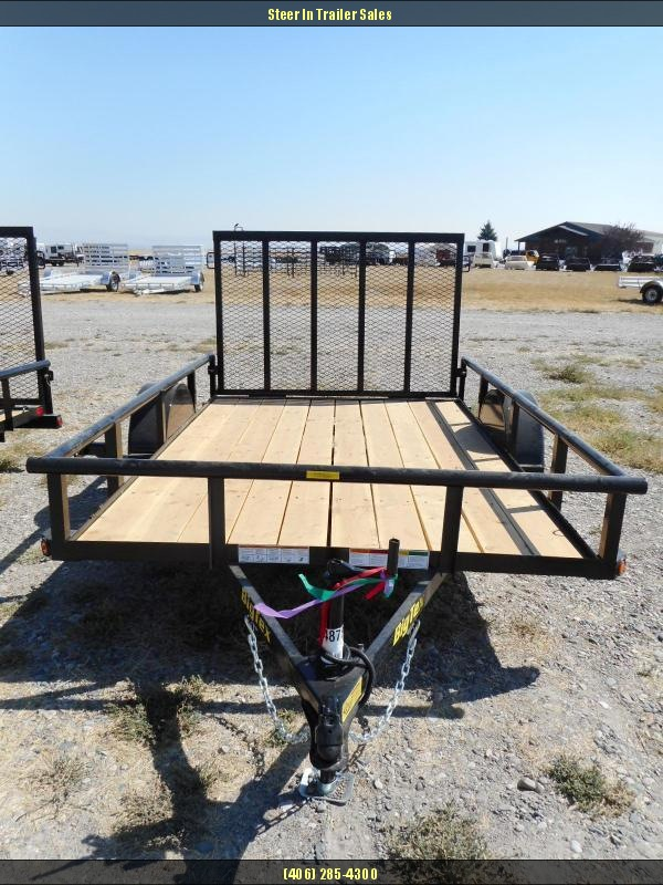 2019 Big Tex 35SA-10' Utility Trailer