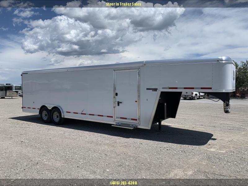 2019 Logan Contractor GN 24' Enclosed Cargo Trailer in Ashburn, VA