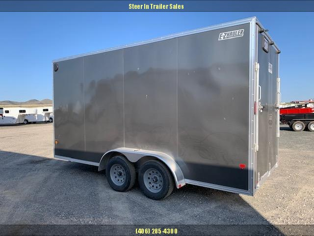Used Bumper Cargo Enclosed Trailers For Sale Used Enclosed Cargo