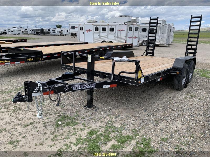 2019 Titan 16' Utility Trailer in Ashburn, VA