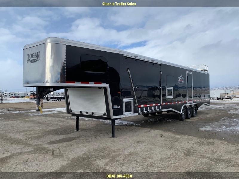 2019 Logan Coach 35' ZBROZ GN HorsePower w/ DUAL JACKS