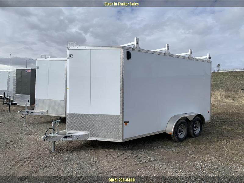 2019 EZ Hauler 7X14 Ultimate Contractor Enclosed Cargo Trailer in Ashburn, VA
