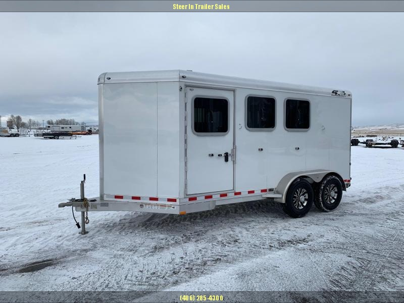 2019 4-Star 3 Horse BP Runabout