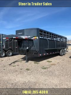 2018 Titan 24' Rancher Livestock Trailer
