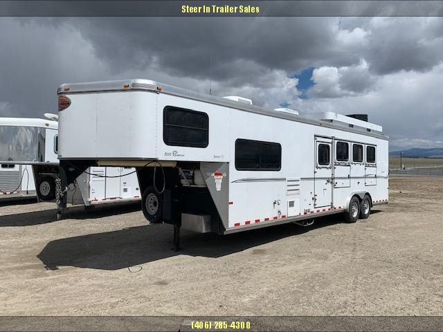2007 Sundowner 4 Horse LQ Trailer in Ashburn, VA