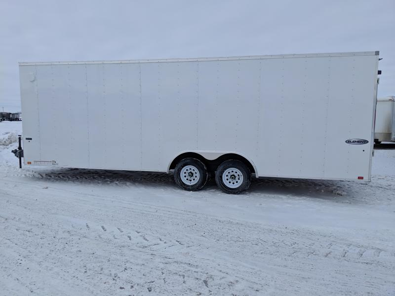 2020 Look 8.5X24 Enclosed Cargo Trailer