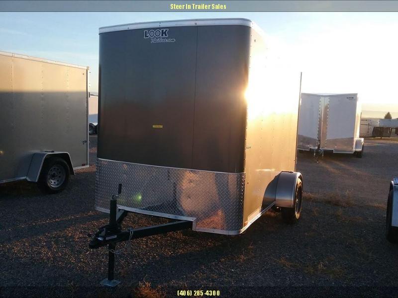 2019 Look 6X10 Cargo Trailer in Ashburn, VA