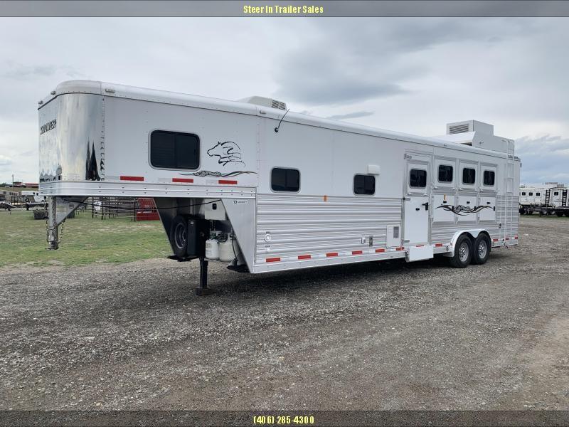 2015 Sooner 4H LQ Horse Trailer in Ashburn, VA