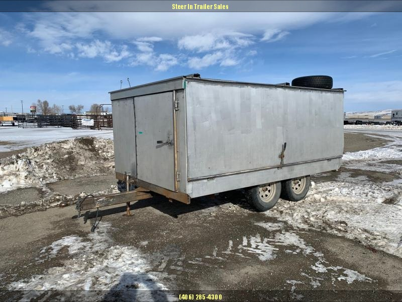 2007 Tool Enclosed Cargo Trailer