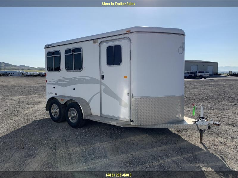 2005 Logan 2H BP Horse Trailer