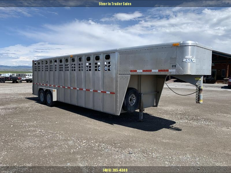 2004 Wilson Trailer Company 24' STOCK Livestock Trailer in Ashburn, VA