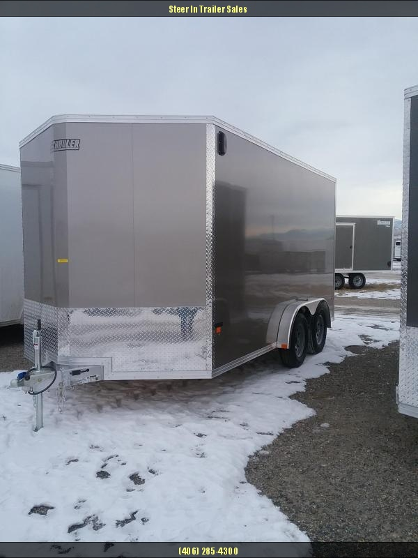 2019 EZ Hauler 7.5X14 Enclosed Cargo Trailer