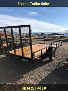 2019 Big Tex 35ES 14' Utility Trailer