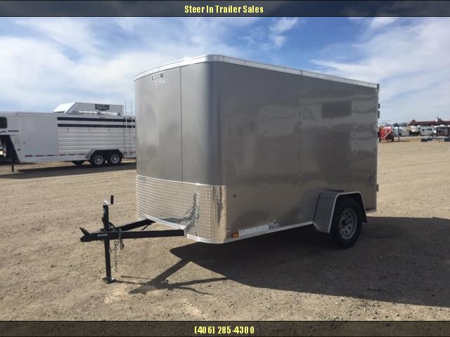 2019 Look 6 X 10 Enclosed Trailer