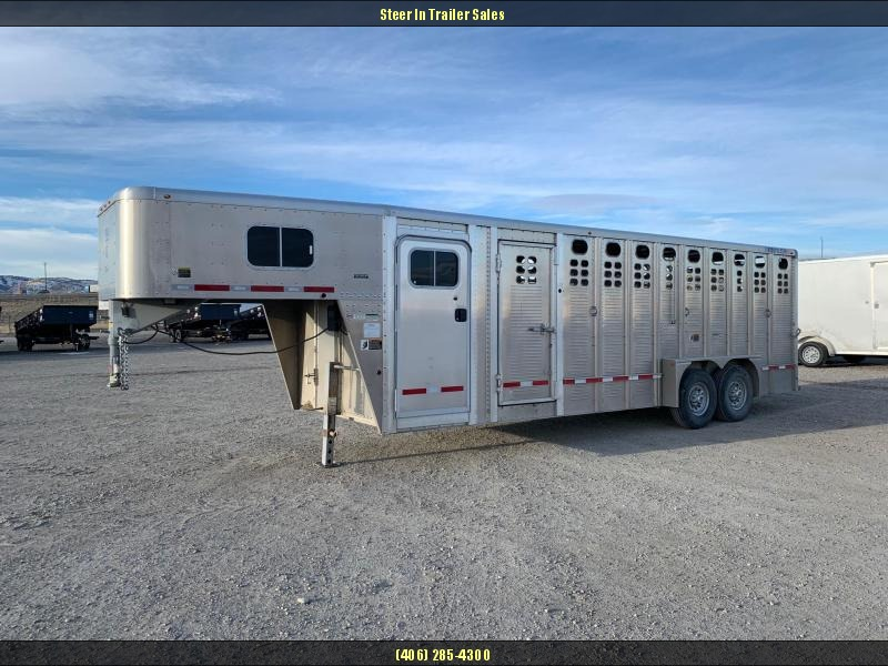 Stock Combo Trailers Steer In Trailer Sales New And Used Titan