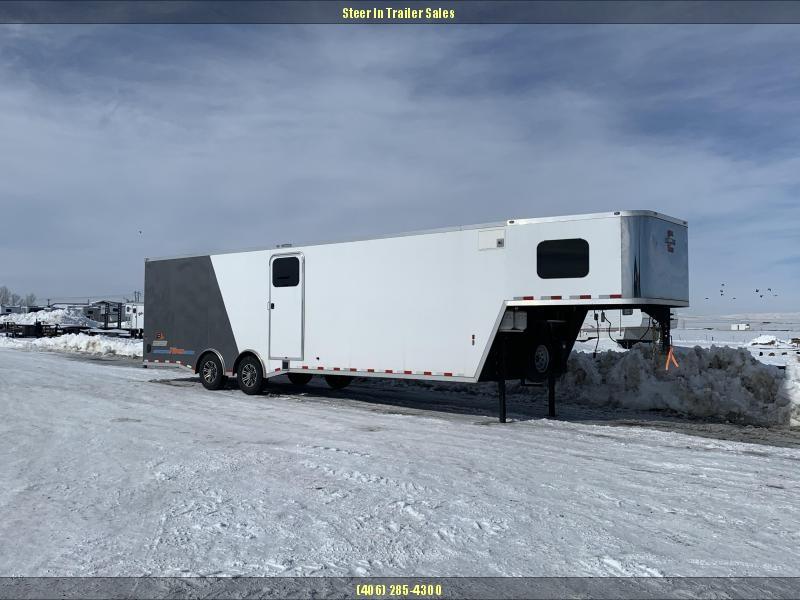2016 Charmac 30' Keith Curtis Tri-Sport Snowmobile Trailer in Ashburn, VA